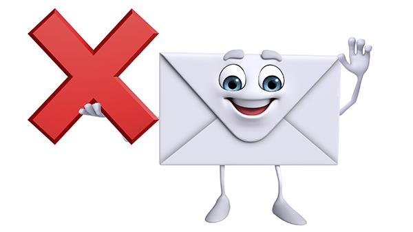 Productivité au travail : stop aux emails internes